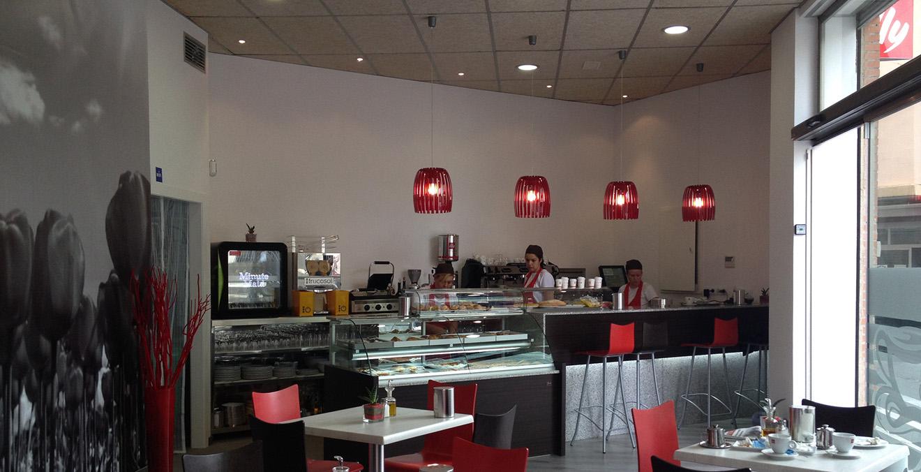 CAFETERÍA DULCE & SALADO